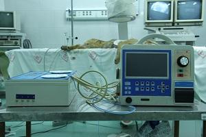 ساخت اولین دستگاه الکترو شوک ایرانی بوسیله شرکت تجهیزات پزشکی نیروهای مسلح