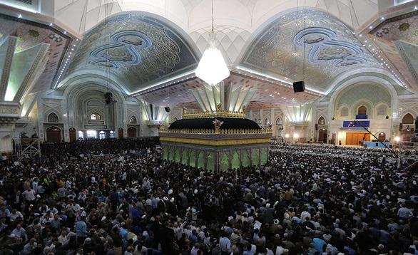 مراسم سالگرد ارتحال امام خمینی(ره) آغاز شد