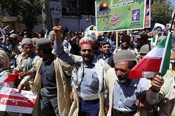 باشگاه خبرنگاران -مسیرهای راهپیمایی روز قدس در کهگیلویه و بویراحمد اعلام شد