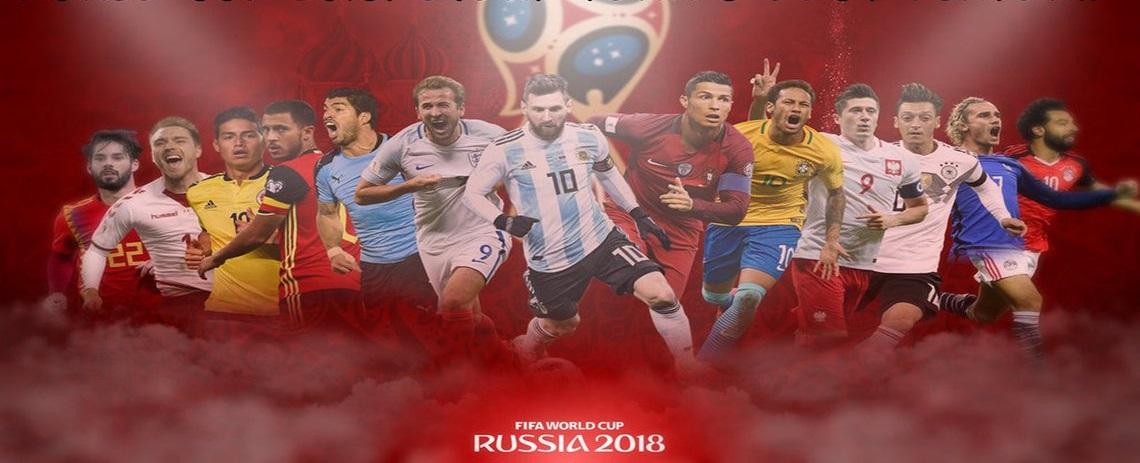 آشنایی با برترینهای ۳۲ تیم حاضر در جام جهانی روسیه+ عکس