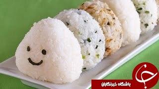 آموزش پخت کیک برنجی کرهای نرم! / طرز تهیه کوفته برنجی خوشمزه چشم بادامی ها
