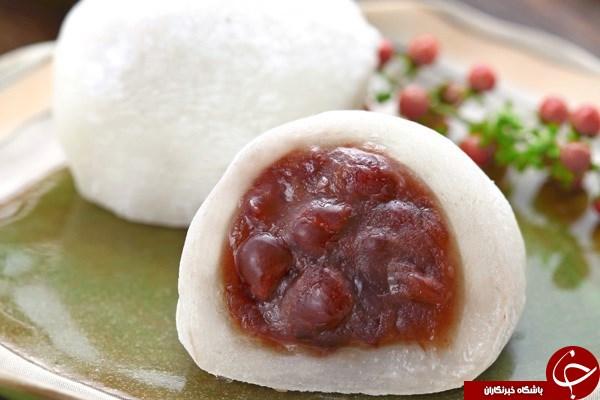 طرز تهیه کوفته موچی ژاپنی