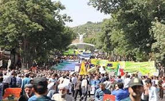 باشگاه خبرنگاران -کردستان آماده حماسهای دیگر در راهپیمایی روز قدس