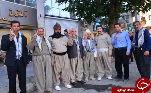 راهپیمایی روز جهانی قدس در کرمانشاه آغاز شد
