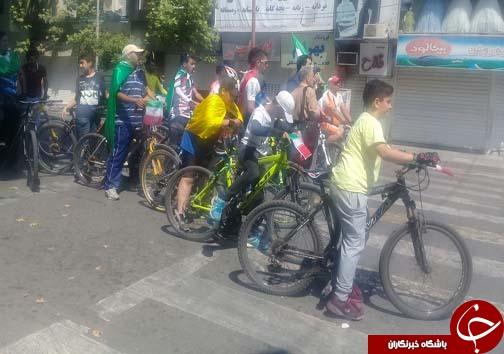 جلوه های  ویژه پیش از آغاز راهپیمایی روز جهانی قدس در مازندران/ راهپیمایی روز قدس در شهرهای مازندران به روایت تصویر