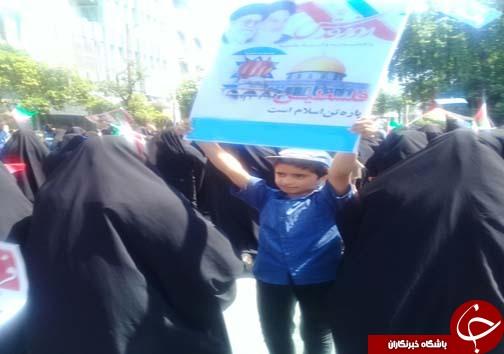 جلوه ویژه راهپیمایی روز جهانی قدس در مازندران/ راهپیمایی روز قدس در شهرهای مازندران به روایت تصویر
