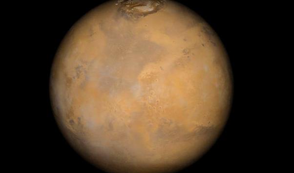 کشف نشانه هایی از حیات کهن در مریخ