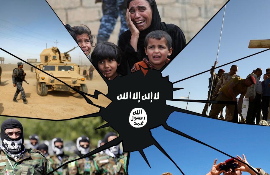 ناگفتههای پرستار عراقی از داعش/یادگاری وحشتناک تروریستها در موصل چیست؟+فیلم
