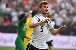 آلمان ۲ – عربستان ۱/ژرمن ها با پیروزی راهی روسیه شدند