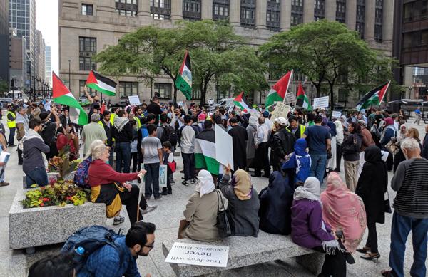 راهپیمایی آزادگان جهان در روز جهانی قدس+ تصاویر و حاشیهها