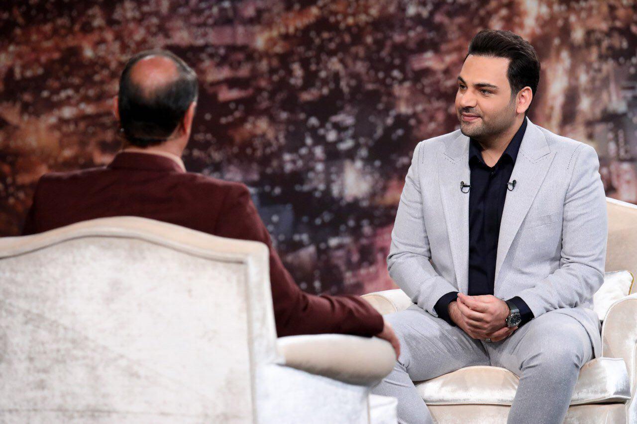 توضیحات احسان علیخانی درباره هک شدن صفحه شخصیاش/