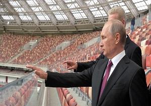 هزینه رقابتهای جام جهانی ۲۰۱۸ روسیه رکورد زد,