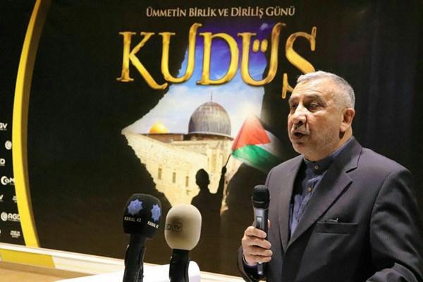 کشورهای اسلامی و ملتهای آزاده جهان برای دفاع از ملت مظلوم فلسطین تلاش کنند