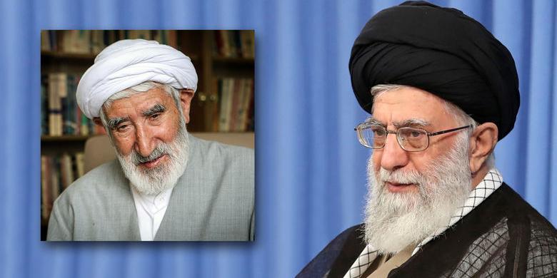 انقلاب درگذشت حجت ال احمدی را تسلیت گفتند