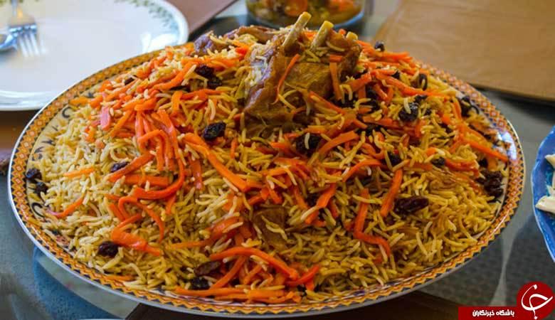 معرفی 212 غذای ایرانی +تصاویر