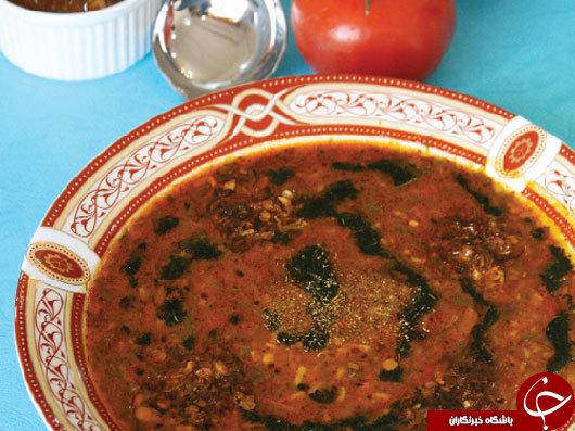 معرفی 212 غذای ایرانی