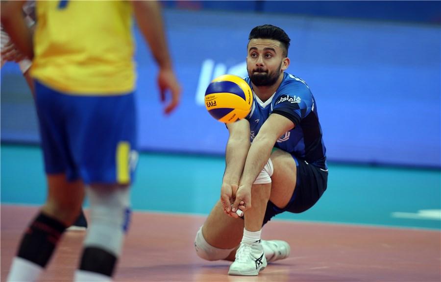 لیگ ملتهای والیبال ۲۰۱۸/ ایران صفر - برزیل یک
