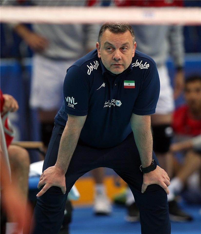 لیگ ملتهای والیبال ۲۰۱۸/ ایران یک - برزیل ۲
