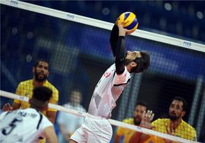 خلاصه والیبال ایران و برزیل در ۱۹ خرداد ۹۷ +فیلم
