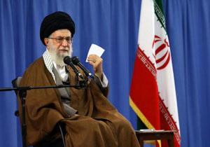 رهبر انقلاب: نمیشود بگوییم یک وزیر خوب گذاشتیم و همه چیز تمام است