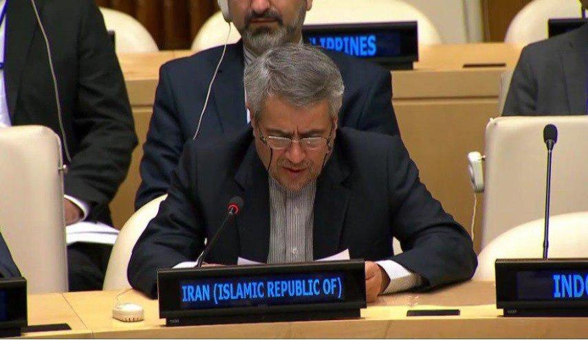 خوشرو:صهیونیستها و سعودیها پیش چشم سازمان ملل غیرنظامیان را میکشند