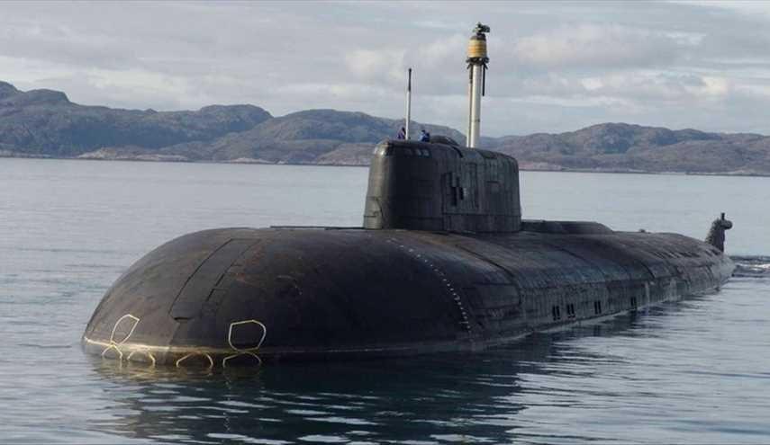 روسیه ۴ موشک قارهپیما از یک زیردریایی هستهای شلیک کرد
