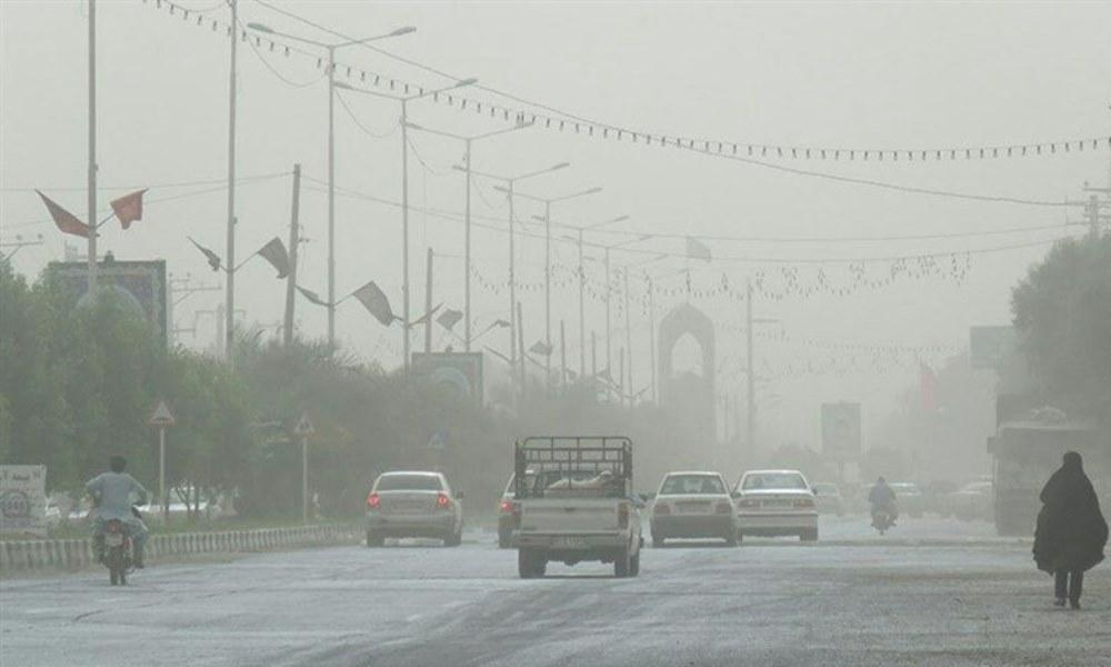 شاخص آلودگی هوا در کرمان 3 برابر حد مجاز
