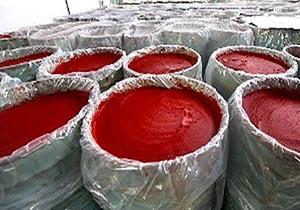 محموله ۲۰ تنی رب گوجه غیر بهداشتی توقیف شد