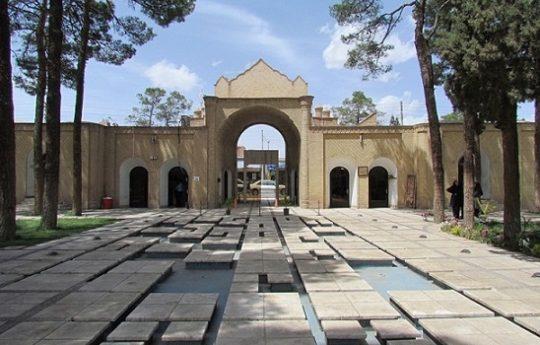 شناسنامه مرمتی آثار موزه هنرهای معاصر صنعتی کرمان تهیه می شود