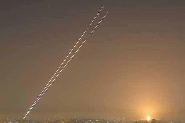 جنگنده های صهیونیست به مواضع گردانهای قسام در غزه حمله کردند