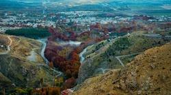صحنه؛ عروس شهرهای کرمانشاه + تصاوير