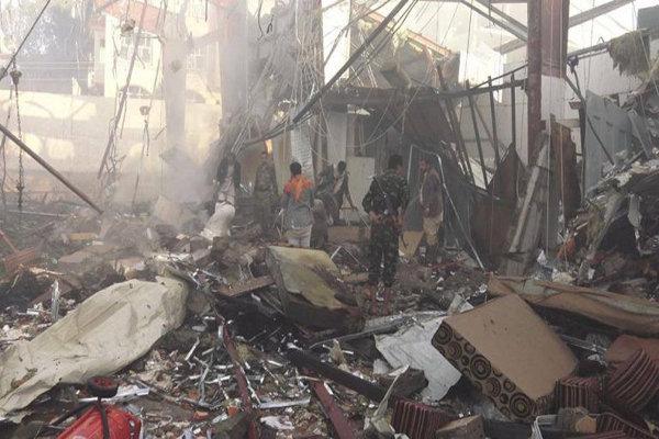 حملات موشکی و توپخانهای سعودیها به «صعده» یمن