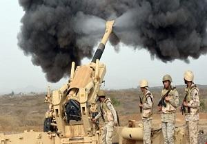 هدف قرارگرفتن نیروهای ائتلاف سعودی با موشک