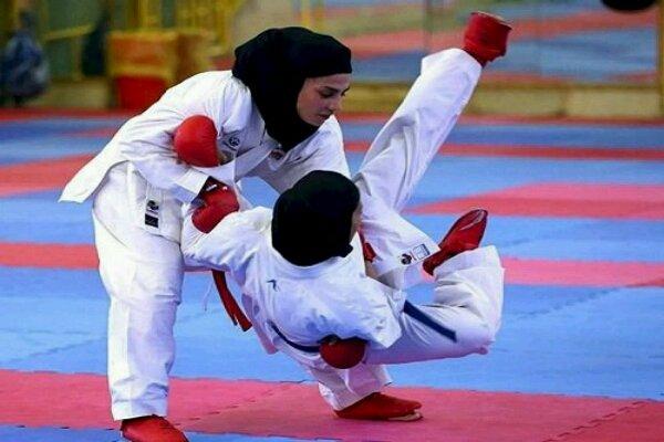 اعزام بانوی کاراته کای ایلامی به مسابقات جهانی