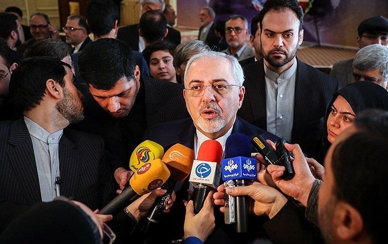 ظریف در حاشیه جلسه هیات دولت: