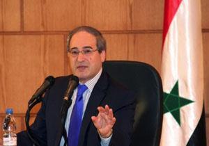 مقداد: خروج نیروهای ایرانی یا حزبالله از سوریه یا باقی ماندن در آن قابل بحث نیست