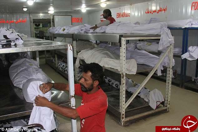 تلفات موج گرما در پاکستان + فیلم و عکس