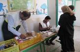 باشگاه خبرنگاران - ارائه خدمات رایگان پزشکی در روستای حاجی آباد