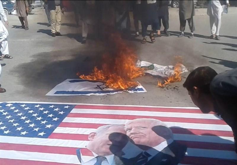علما و شهروندان کابل خواستار اخراج سفیر آمریکا از افغانستان شدند