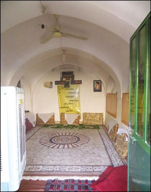 کوچکترین مسجد ایران کجاست؟