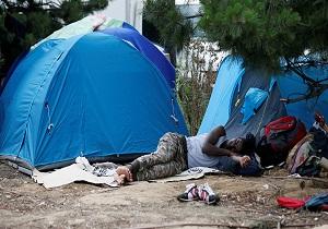 دستور تخلیه کمپ مهاجران در پاریس صادر شد