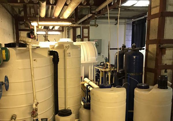 بهره برداری از سیستم بازچرخانی آب در منطقه ۷