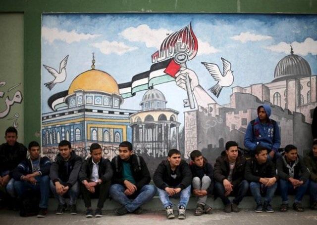 فلسطین را بر نقشه دنیا ترسیم خواهیم کرد/ یادگرفتیم آزاد زندگی کنیم