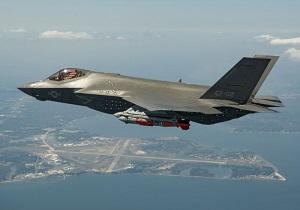باشگاه خبرنگاران -جنگنده اف-۳۵ جدید ترکیه پرواز اولیه خود را در آمریکا انجام داد