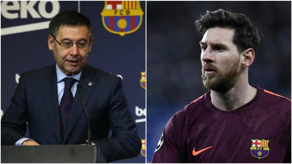 مسی نقشی در نقل و انتقالات بارسلونا ندارد