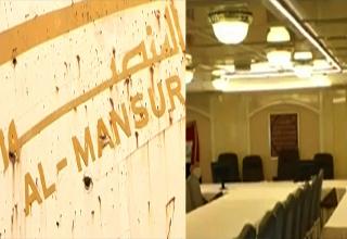 نمای داخلی قایق صدام که به هتلی مجلل تبدیل شد!+فیلم