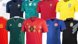 زشت ترین لباس های تاریخ جام جهانی فوتبال + تصاویر