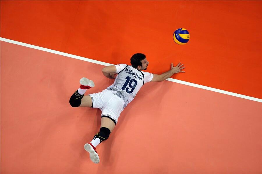 لیگ ملتهای والیبال ۲۰۱۸ / ایران یک - روسیه یک