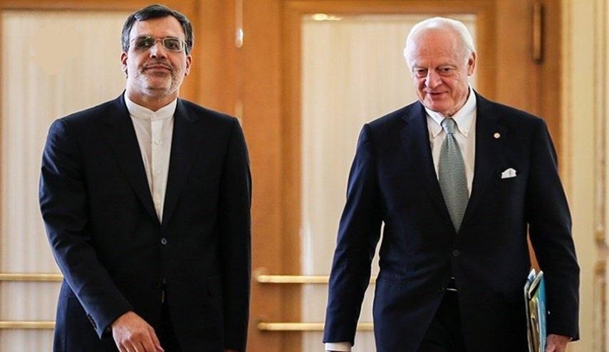 رایزنیهای جدید در زمینه کمیته قانون اساسی سوریه، اواخر خرداد در ژنو