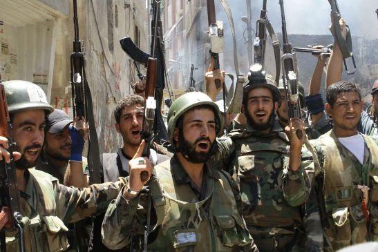 مبارزان یمنی کنترل چند پایگاه مزدوران سعودی را به دست گرفتند